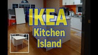 이케아 조립  주방 아일랜드 IKEA Kitchen I…