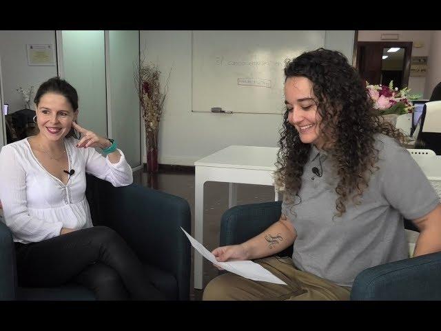 Enfermedad inflamatoria intestinal entrevista a Miriam Fayos