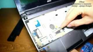 Почему греется ноутбук, регенерация нетбука Acer Aspire One D260 чистка замена, термопасти(, 2015-05-26T22:27:55.000Z)