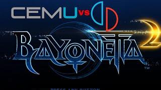 [Emulators Showdown] Cemu vs Yuzu | Bayonetta 2 | i7-7800x 2080TI Video