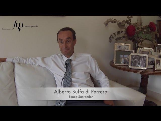 Alberto Buffa di Perrero, ricordi di un guerriero - I parte