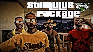 Grand Theft Auto 5 Online Gameplay  Stimulus Package Night Out | Short Film thumbnail