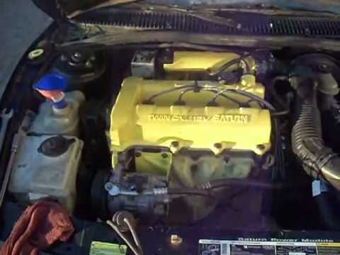 1995 Saturn S Series SC2 engine rebuild