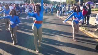 Belaire High School Bengalettes - ESPN 10/4/14