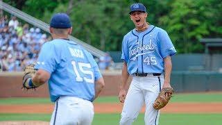 UNC Baseball: Heels Shut Out Auburn to Stay Alive in Super Regional