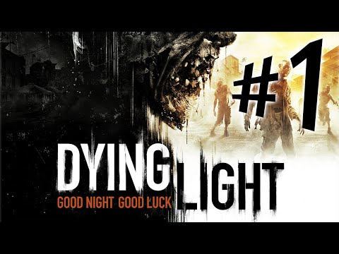 Dying Light - Parte 1: Apocalipse Zumbi e Parkour! [ PC Playthrough - Dublado em PT-BR ]
