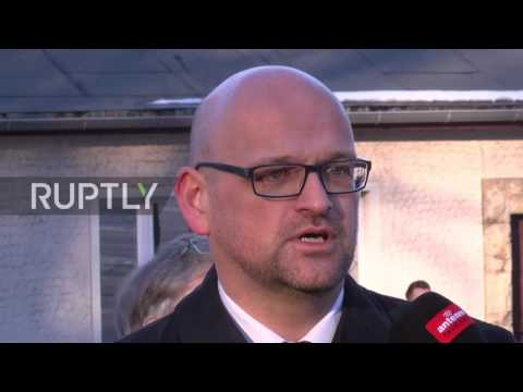 Germany: AfD's Hoecke banned from Holocaust memorial event at Buchenwald