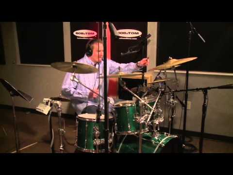 """Greg Hahn Plays """"Guess That Tune"""" with Drums"""