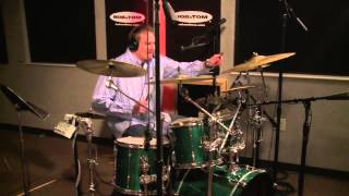 "Greg Hahn Plays ""Guess That Tune"" with Drums"