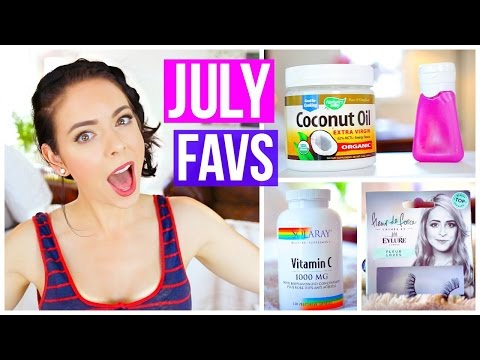 July Favorites! 2016