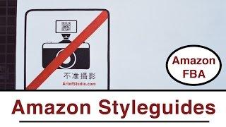 Die 5 größten Verstöße gegen die Amazon Styleguides