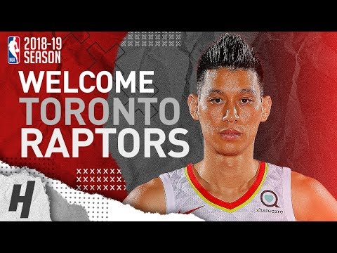 BREAKING: Jeremy Lin SIGNED with Toronto Raptors! BEST Offense Highlights from 2018-19 NBA Season!