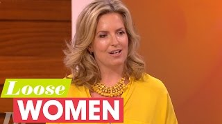 Penny Lancaster On Introducing Herself To Rod Stewart's Children | Loose Women