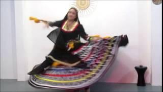 Adriana Melo - Kalbelia ( Rajasthan Gypsy dance )