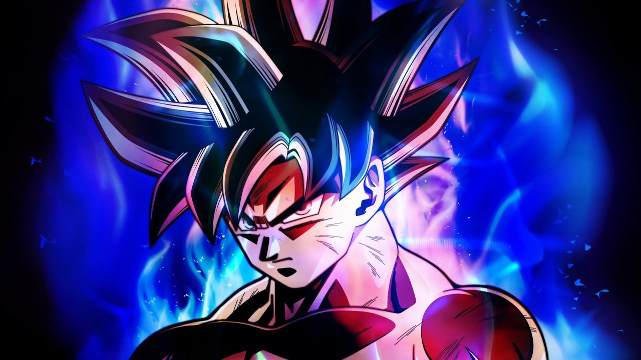 Goku Live Wallpaper 4k - YouTube