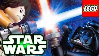 Лего Звёздные войны мультик на русском 2 серия. Лего Звёздные Войны игра Star Wars Force Builder