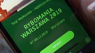 Zapraszamy 7-8 grudnia 2019 na Rybomanię do Warszawy