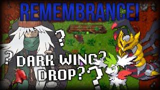 OTPokemon - Remembrance, Dark wing? Itens Dropados? #01
