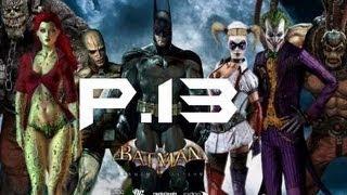 Batman Arkham Asylum GOTY 100% Walkthrough Part 13