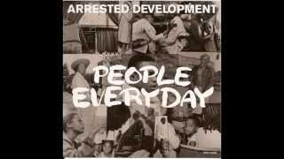 Arrested Development - People Everyday (Metamorphosis Radio Version) HQ