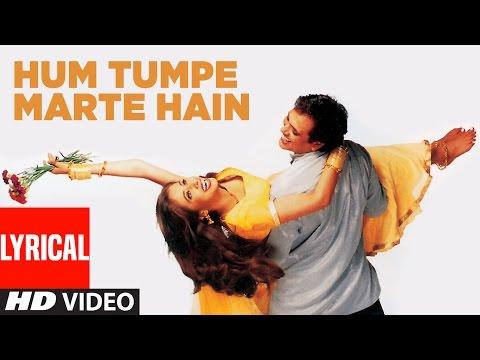 Hum Tumpe Marte Hain Lyrical Video   Hum Tumpe Marte Hain   Govinda, Urmila Matondkar
