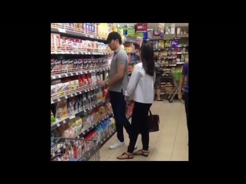 Sweet Giler Fatah Amin Ikut Isterinya Fazura Shoping Barang Keperluan&Fatah Tayang Cincin Kahwin!