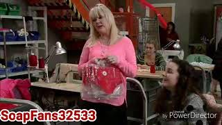Coronation Street - Sally Struggling To Cope When Returns To Work (18th January 2019)