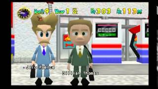 Metropolismania - PS2 [Scenario 1, Part 3]