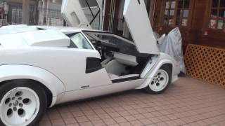 諸星和巳 Lamborghini Countach ランボルギーニ カウンタック LP500 LP5...