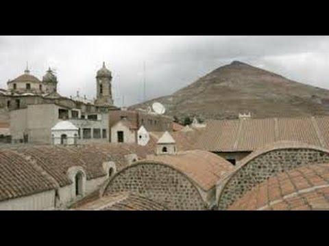 POTOSÍ DEL ESPLENDOR AL OLVIDO, documental de Antonio Eguino