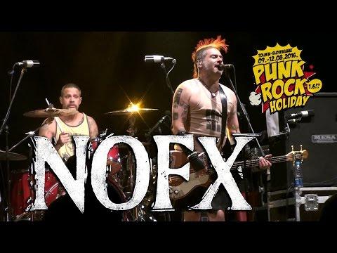 NOFX [Full SET] x25 @ Punk Rock Holiday (10/08/2016) Tolmin, Slovenia