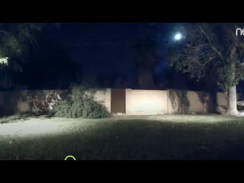 VIDEO: Bright flash seen over Phoenix area