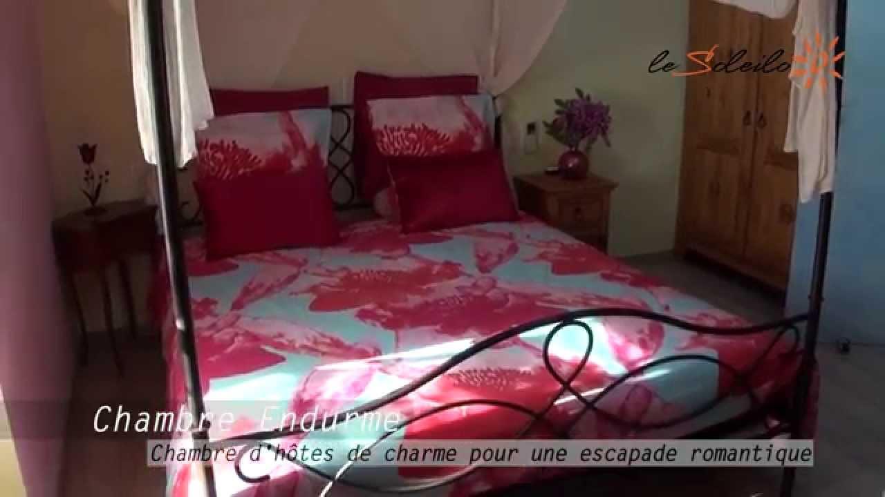 Chambre endurme chambre d 39 h tes de charme pour une - Chambres d hotes de charme alsace ...