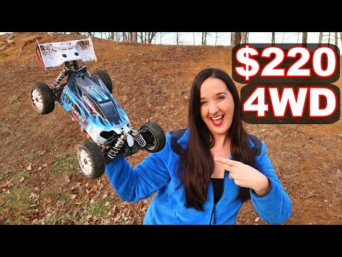 BRUSHLESS & FAST 4WD 1/8th Scale RC Buggy - ZD Racing 9072 Pirates 2 - TheRcSaylors