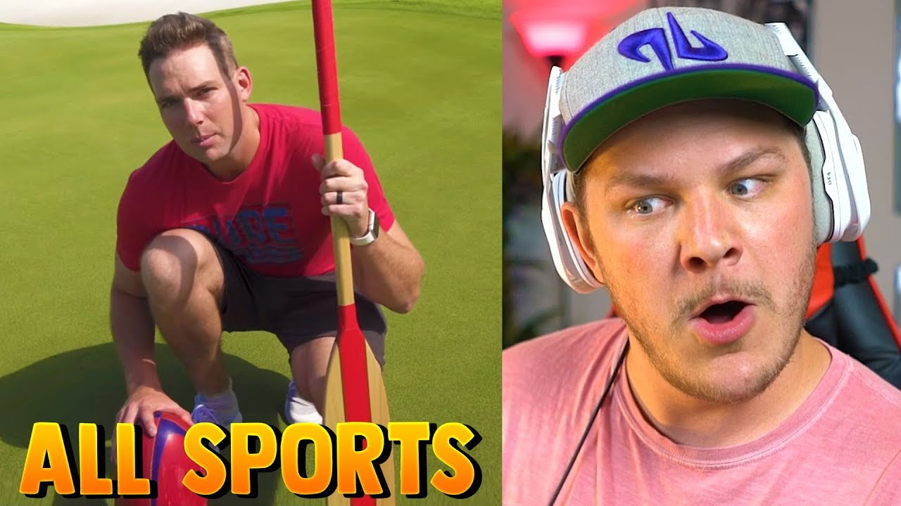 all-sports-golf-battle-3-dude-perfect-reaction