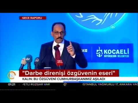 Kanal 24 / Basında Kartepe Zirvesi 4