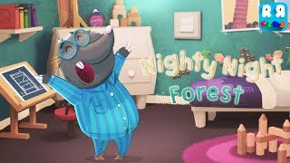 Nighty Night Forest - Bedtime story for kids | Full Gameplay