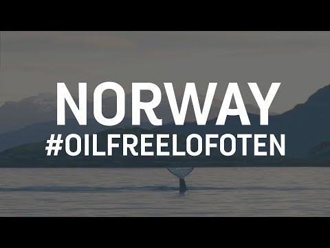 Norway: Oil-Free Lofoten