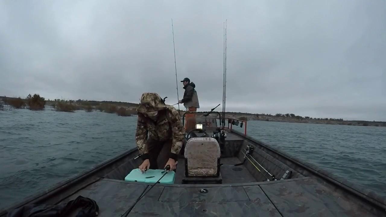 Lake Amistad Permian Bass Club January Youtube
