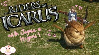 JAYNEE PLAYS RIDERS OF ICARUS