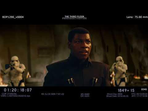 Star Wars : Les Derniers Jedi - Scène coupée : Phasma vs Finn