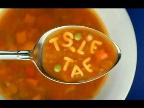 Alphabet Soup (Home Made Music Video)