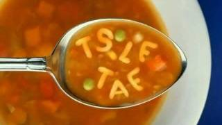 Alphabet Soup (Home Made Music Video)