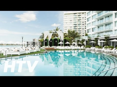 Hotel Mondrian South Beach en Miami Beach