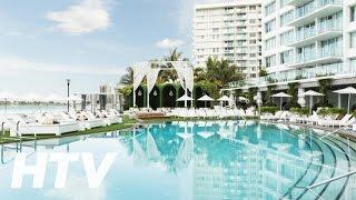 Hotel Mondrian South Beach en Miami Beach