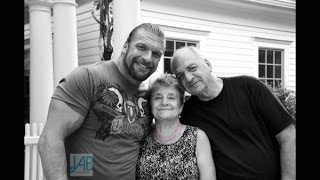 WWE Superstars in real life | Rare Family Photos(NEW)-3
