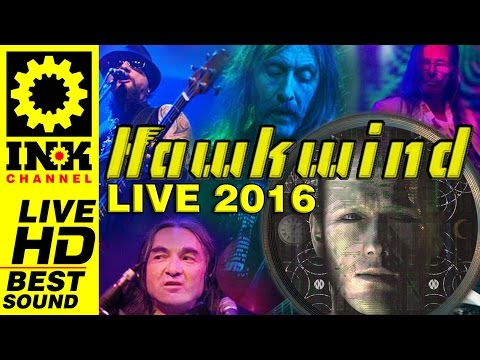 HAWKWIND Full Concert - Greece2016