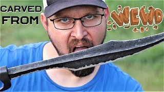 I Carve the Sword from 300 out of wewd (ft Alec Steele)