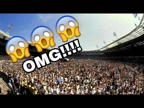 10 Incredible crowd singing in Queen live Concert
