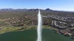 Fountain Hills AZ Drone Flying